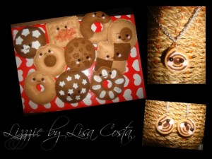 Lizzzie by Lisa Costa- Sock Dolls and more biscottini