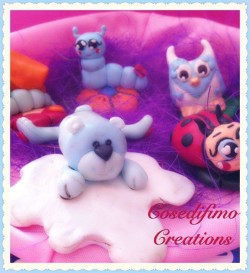 cosedifimo animaletti in fimo
