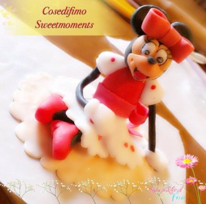 cosedifimo minnie in fimo