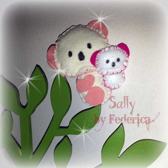 Sally by Federica All creativity