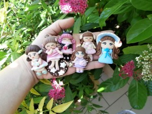 Dolcideefimo by Laura dolls in fimo handmade