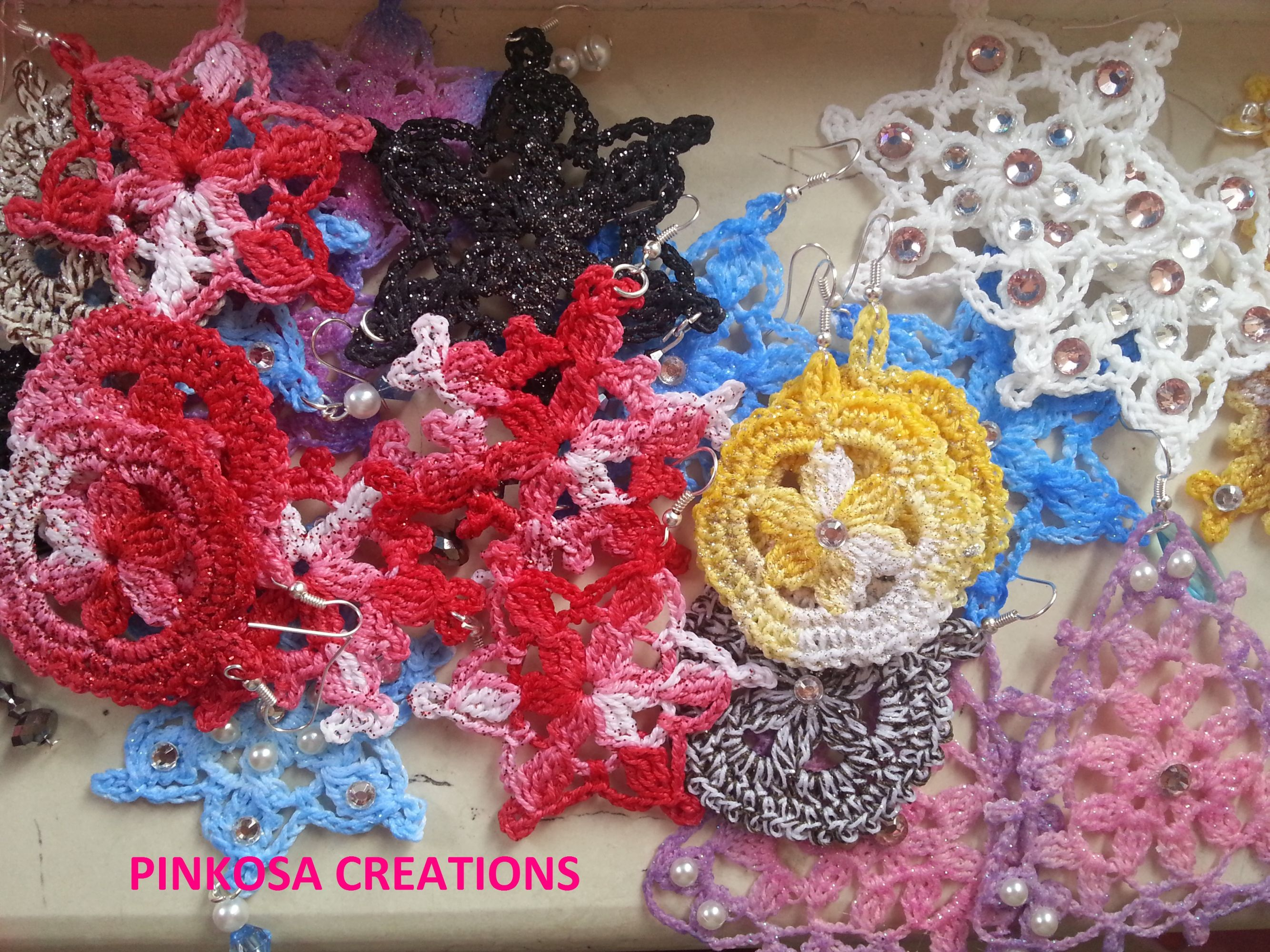 Pinkosa Creations