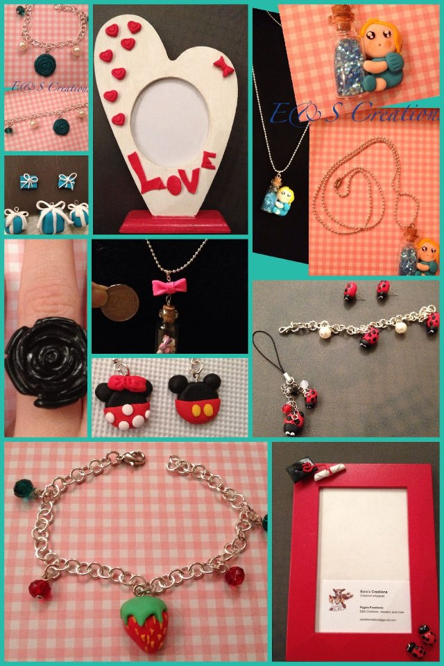E&S Creations, Jewelery and more